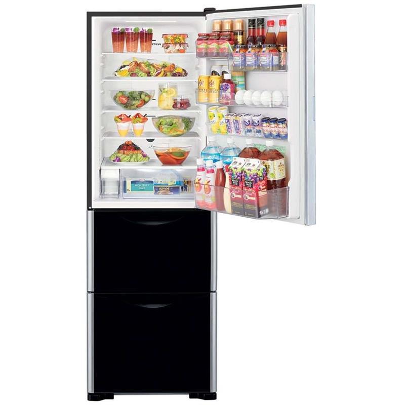 Tủ lạnh Hitachi 375L SG38PGV9X (GBK)