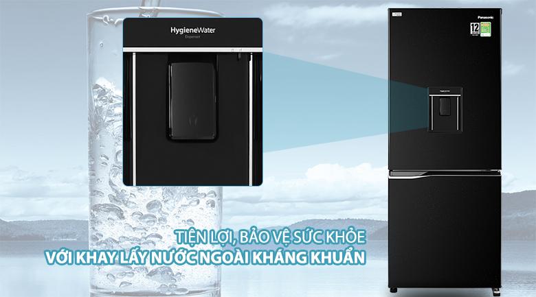 Tủ lạnh Panasonic Inverter 255 lít NR-BV280WKVN