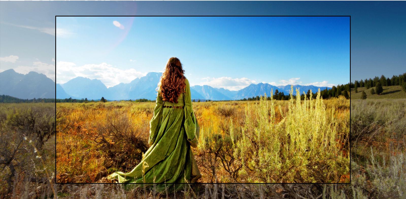 Smart Tivi LG 4K 55 inch 55UN7190PTA Mẫu mới 2020