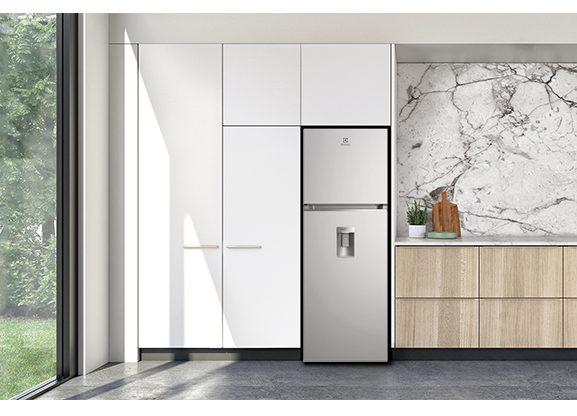 Tủ lạnh Electrolux Inverter 312Lít ETB3440K-H